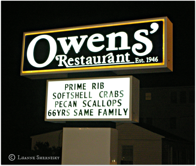 Owens Marquee