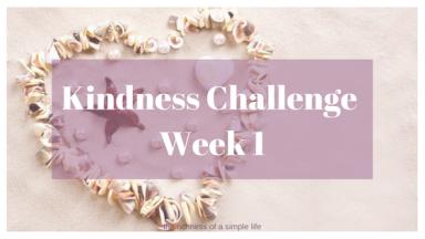 2017 Kindness Wk 1