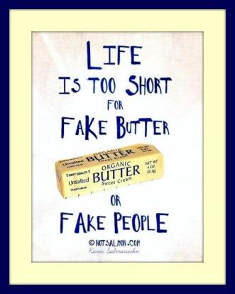 Fake Butter