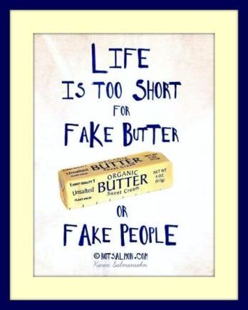 Fake Butter