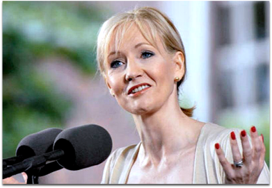 J.K.Rowling Harvard Commencement address