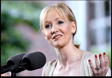 J.K.Rowling Harvard Commencement address