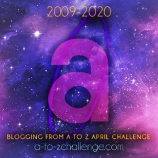 Blogging From A to Z Challenge Badge